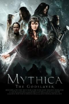 Poster Mythica: The Godslayer
