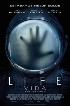 Poster LIFE (VIDA)