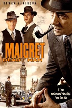 Poster Maigret's Dead Man