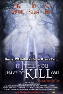 Poster If I Tell You I Have To Kill You