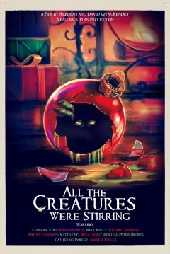 Poster All the Creatures Were Stirring