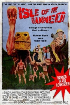 Poster Isle of the Damned