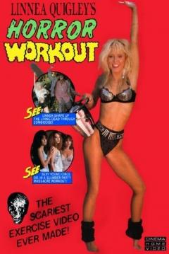Poster Linnea Quigley's Horror Workout