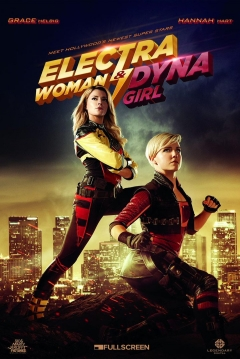 Poster Electra Woman and Dyna Girl (Remake)
