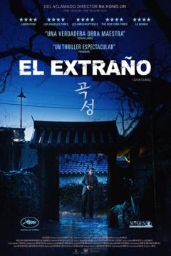 Poster El Extraño