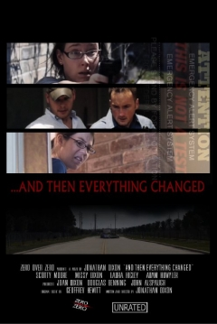Poster ...And then Everything Changed
