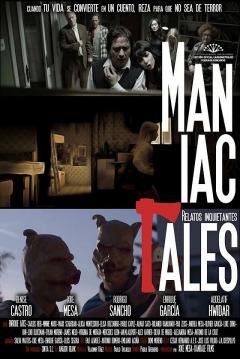 Poster Maniac Tales