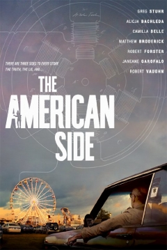 Poster The American Side