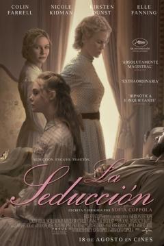 Poster La Seducción
