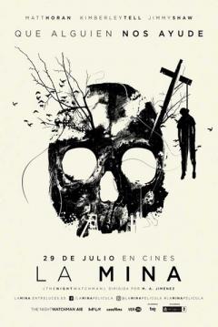 Poster La Mina