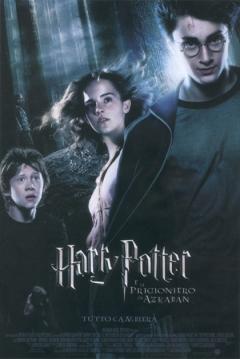 Poster Harry Potter y el Prisionero de Azkabán