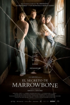 Poster El Secreto de Marrowbone