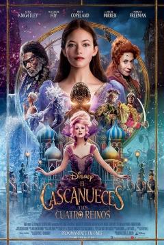 Poster El Cascanueces y los Cuatro Reinos