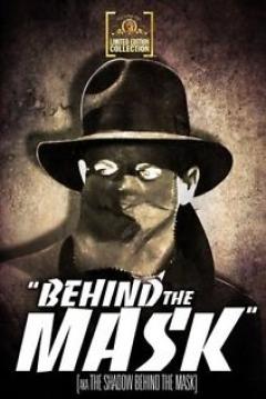 Poster Detrás de la Máscara