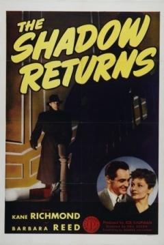 Poster El Regreso de la Sombra