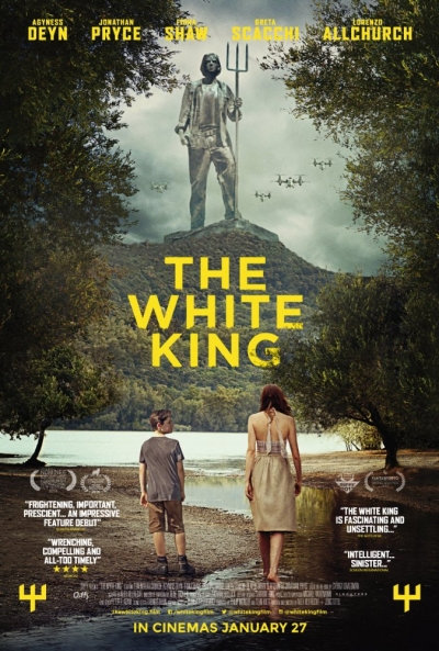 Poster The White King