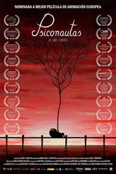 Poster Psiconautas: Los Niños Olvidados