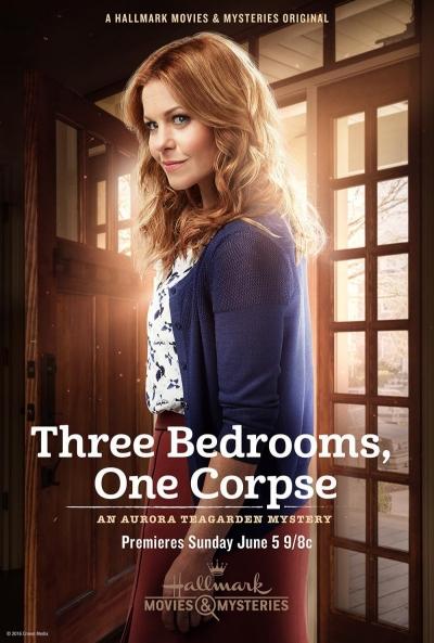 Poster Un Misterio para Aurora Teagarden: Tres Habitaciones y un Cadáver