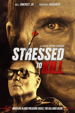 Poster Stressed to Kill