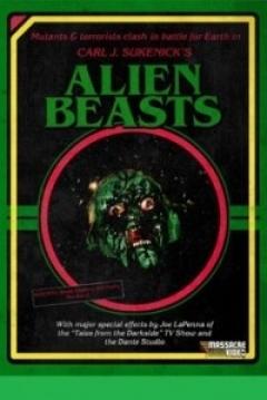 Poster Alien Beasts