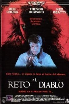 Poster Reto al Diablo