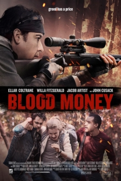 Poster Blood Money