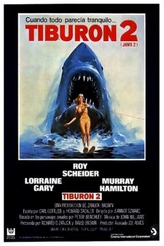 Poster Tiburón 2