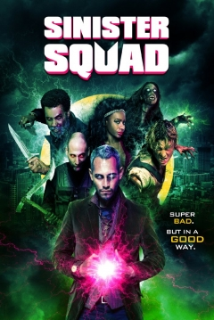 Poster Sinister Squad