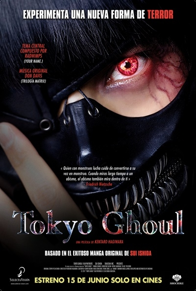 Poster Tokyo Ghoul