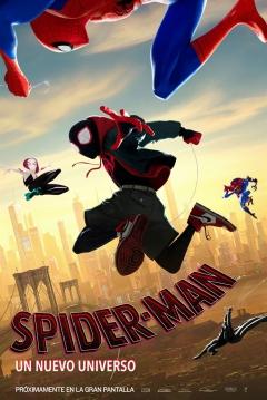 Ficha Spider-Man: Un Nuevo Universo