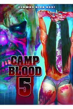 Poster Camp Blood 5
