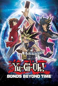 Poster Yu-Gi-Oh! 3D: Más Allá del Tiempo