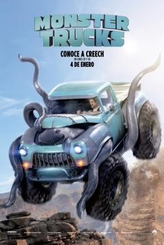 Poster Monster Trucks