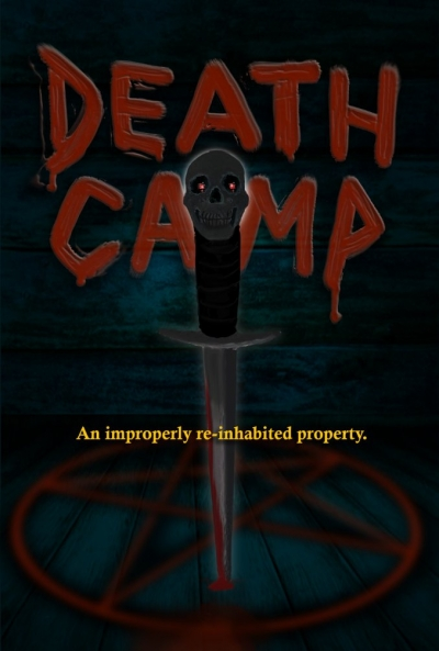 Poster Death Camp