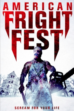 Poster American Fright Fest