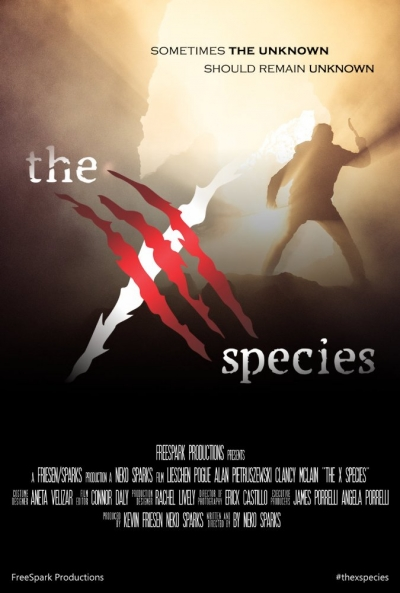 Poster The X Species