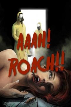 Poster Aaah! Roach!