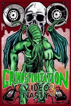 Poster Grindsploitation 3: Video Nasty