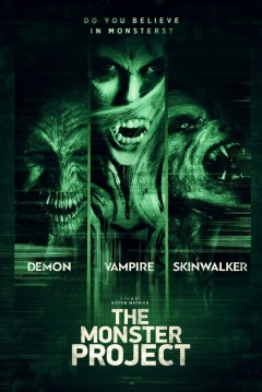 Película: The Monster Project (2017) | abandomoviez net