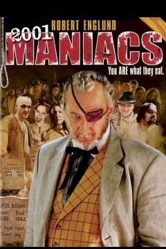 Poster 2001 Maníacos