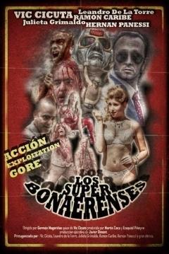 Poster Los Super Bonaerenses