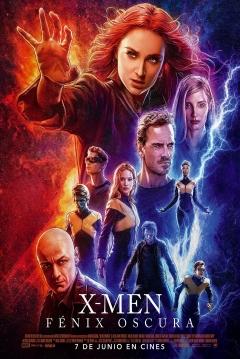 Poster X-Men: Fénix Oscura
