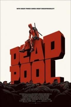 Poster Deadpool 3