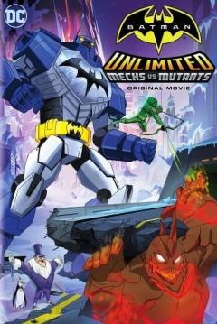 Ficha Batman Unimited: Máquinas vs. Monstruos