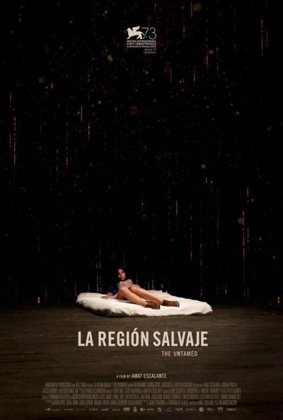 Poster La Región Salvaje