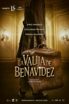 Poster La Valija De Benavidez