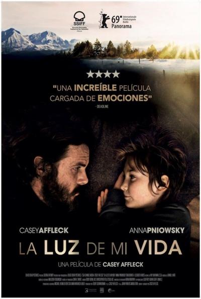 Poster La Luz de mi Vida