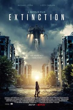 Poster Extinción