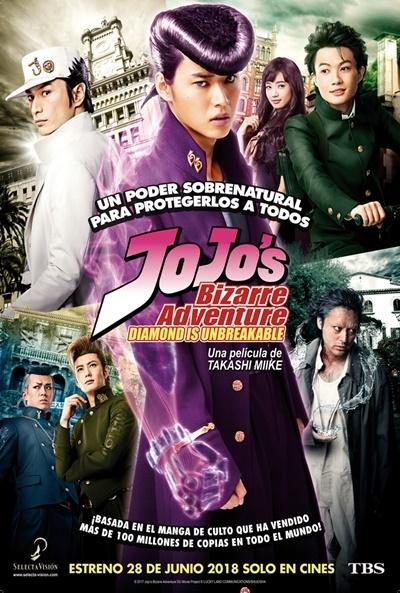Poster JoJo's Bizarre Adventure