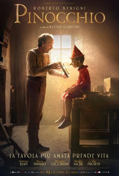 Ficha Pinocho